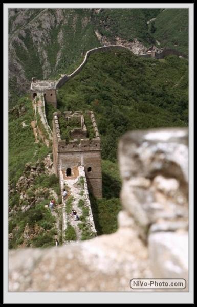 Chinesische Mauer bei Simatai, 1997