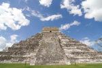 Kukulkan-Pyramide, Chichen Itza, Yucatan, Mexiko